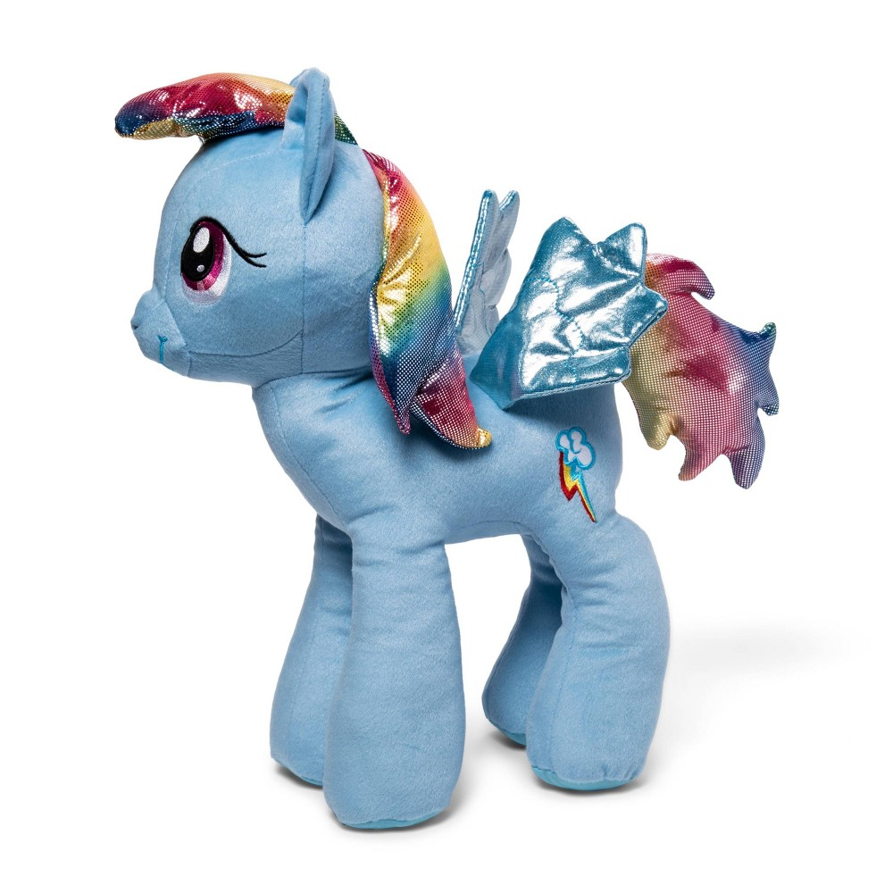 Image of My Little Pony Rainbow Dash Pillow Buddy
