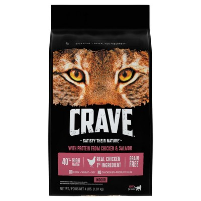 Cat Food: Crave