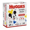 Huggies Simply Clean Fragrance-Free Baby Wipes (Select Count) - image 2 of 4