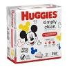 Huggies Simply Clean 3pk Baby Wipes - 192ct - image 2 of 4