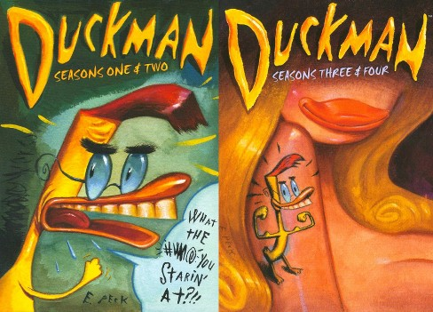 Duckman:Four season pack (DVD) - image 1 of 1