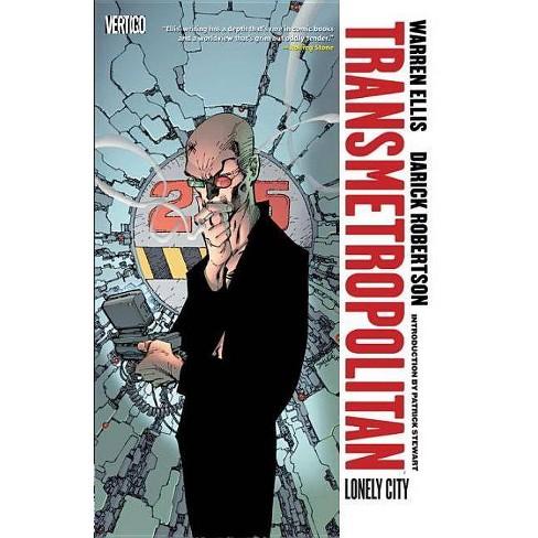 Transmetropolitan Vol. 5: Lonely City (New Edition) - (Transmetropolitan - Revised) by  Warren Ellis - image 1 of 1