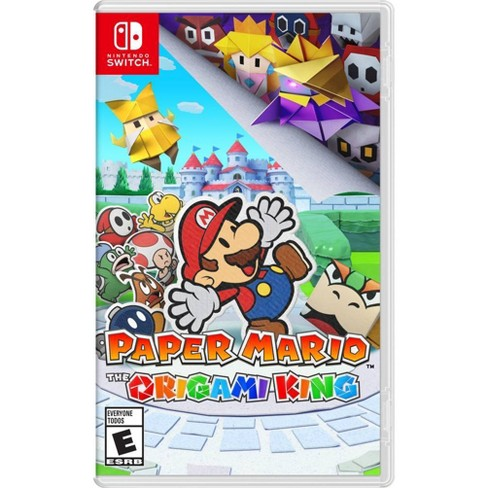 Paper Mario: The Origami King - Nintendo Switch - image 1 of 4