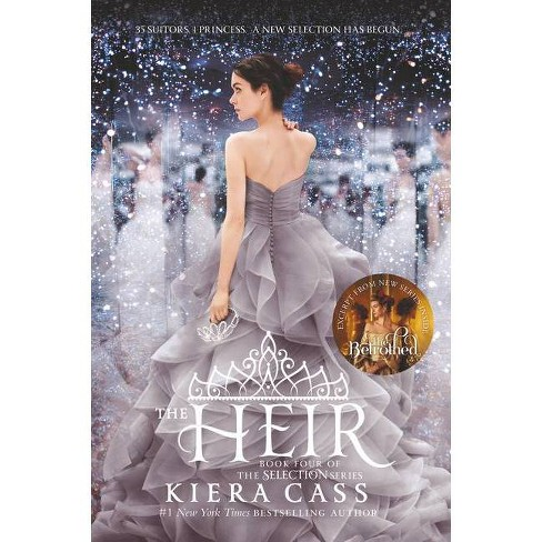 The Heir Selection 4 By Kiera Cass Paperback Target