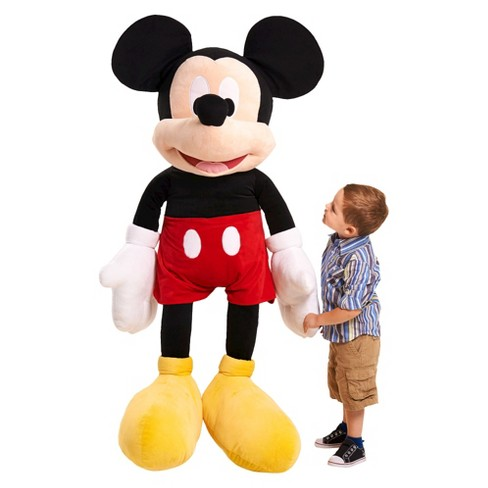 Mickey Mouse Plush Doll - image 1 of 1