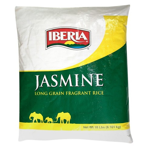 Iberia Jasmine Long Grain Fragrant Rice - 18lbs - image 1 of 1
