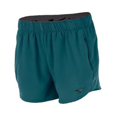 "Mizuno Women's Alpha 4"" Run Shorts"