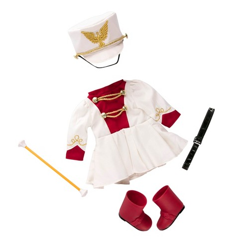 Our Generation® Retro Deluxe Outfit - Marching Majorette™ - image 1 of 2