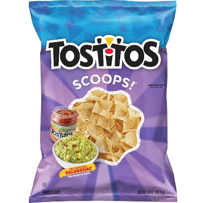 Tortilla & Corn Chips: Tostitos SCOOPS!