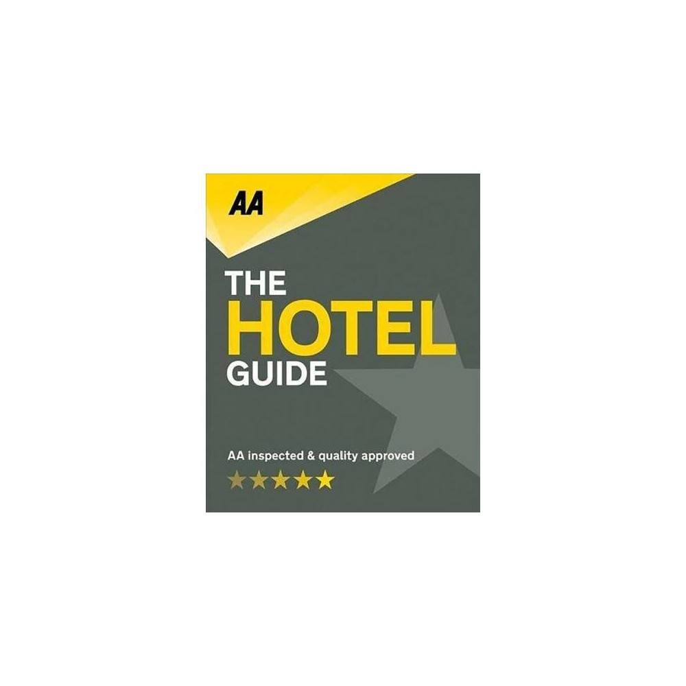 Lifestyle the Hotel Guide 2019 - (Hotel Guide (AA)) (Paperback)