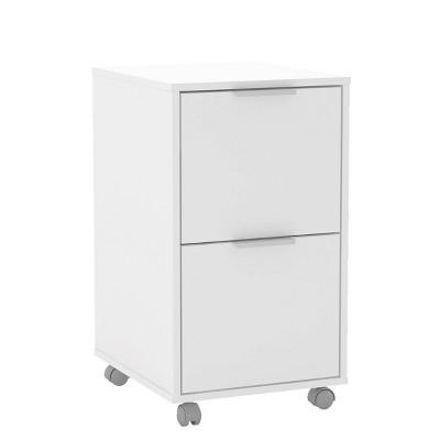 Durban 2 Drawer File Cabinet - Chique
