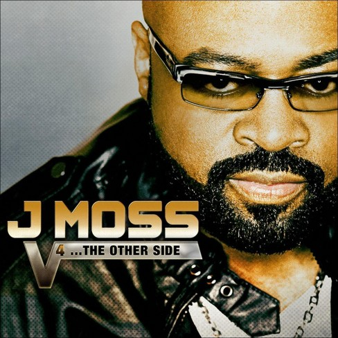 J Moss - V4...The Other Side (CD) - image 1 of 1