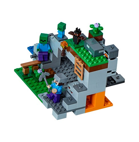 LEGO Minecraft The Zombie Cave 21141 - image 1 of 5