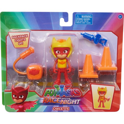 PJ Masks Race Into the Night Figure Owlette Set - image 1 of 2