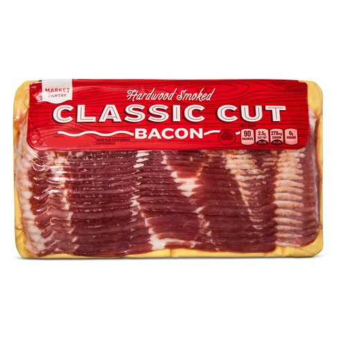 Market Pantry™ Classic Cut Sliced Bacon - 16oz - image 1 of 1