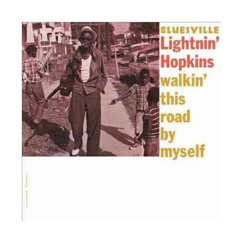 Lightnin' Hopkins - Walkin' This Road By Myself (Vinyl) - image 1 of 1
