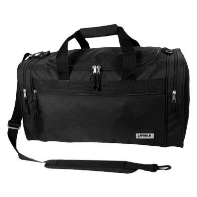 J World Cooper 21  Duffel Bag - Black