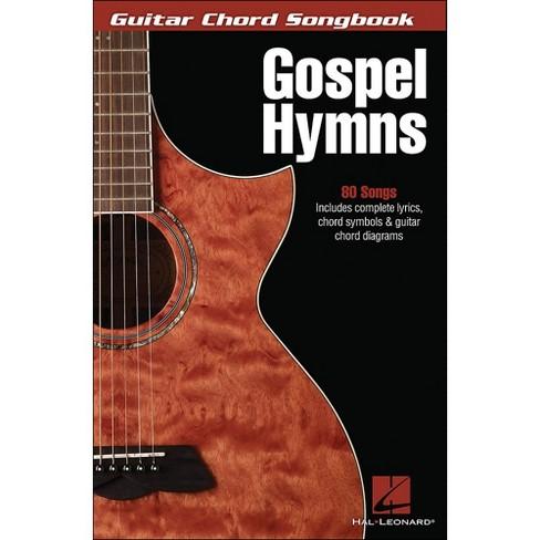 Hal Leonard Gospel Hymns - Guitar Chord Songbook - image 1 of 1