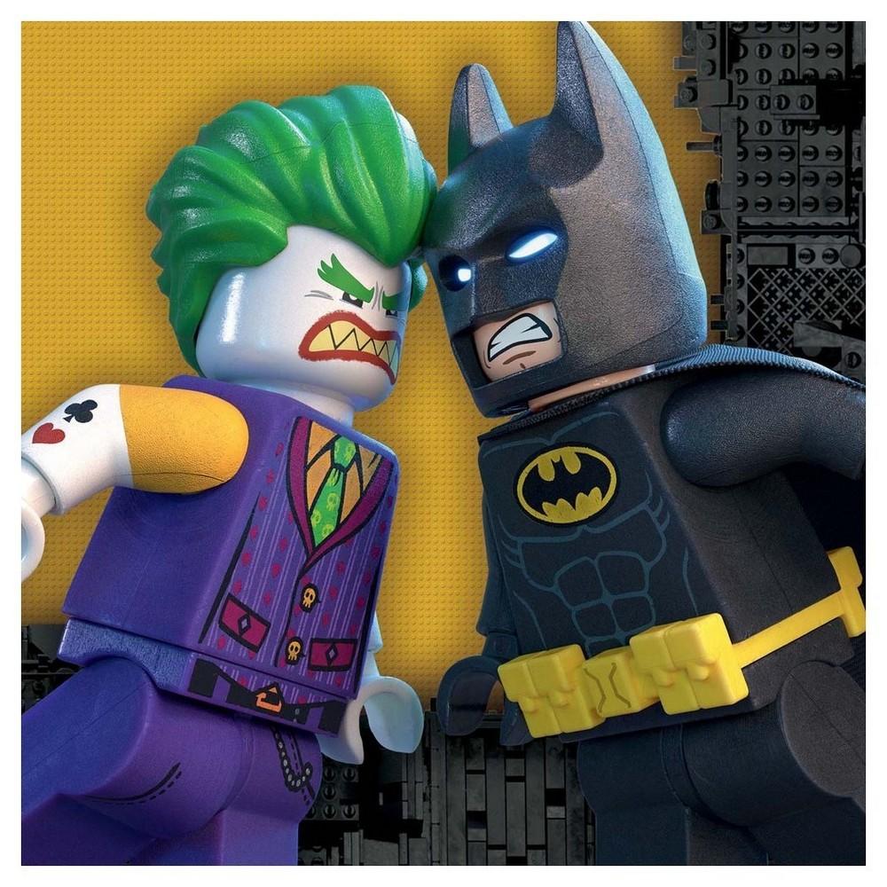 Image of Batman Disposable Napkins - 16ct, Multi-Colored