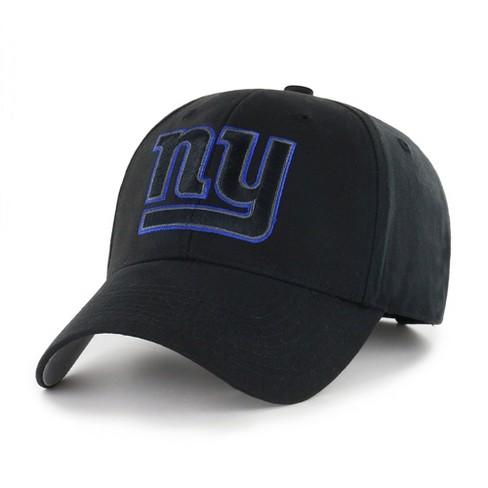 1124f4c5f903e NFL New York Giants Classic Black Adjustable Cap Hat By Fan Favorite ...