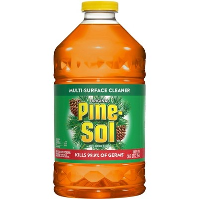 Multi-Surface Cleaner: Pine-Sol
