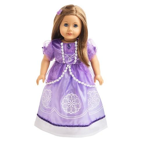 Little Adventures Doll Dress - Amulet Princess - image 1 of 1