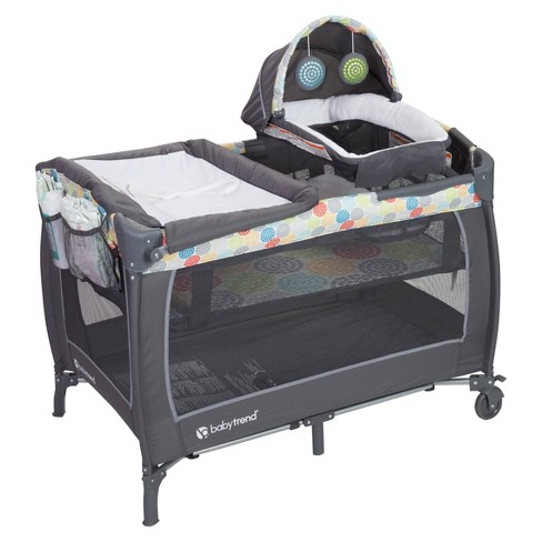 Baby Trend Lil Snooze Deluxe II Nursery Center - image 1 of 4