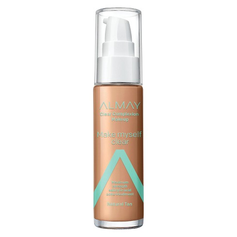 Almay Clear Complexion Makeup Light Shades - 1oz - image 1 of 1