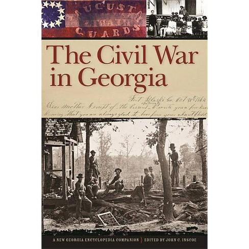 The Civil War in Georgia - (Paperback) - image 1 of 1