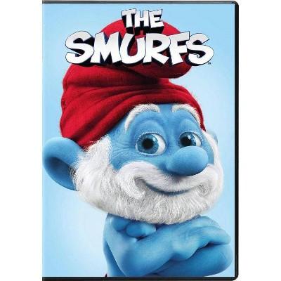 The Smurfs (DVD)(2016)