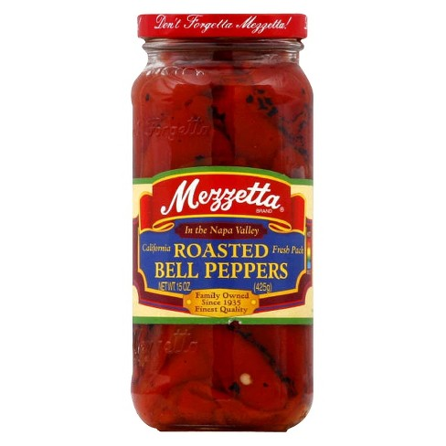 Mezzetta® Roasted Red Bell Peppers - 15oz - image 1 of 1