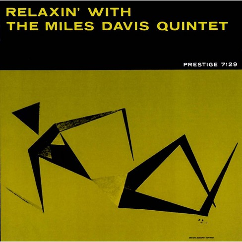 Miles Davis - Relaxin' With the Miles Davis Quintet (CD) - image 1 of 4