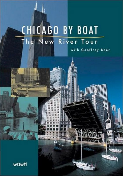 Chicago by boat:New river tour (DVD) - image 1 of 1