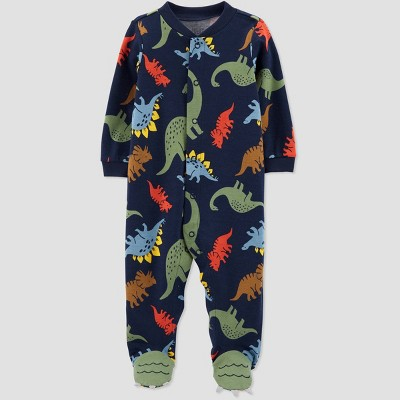 Baby Boys' Dino Sleep N' Play - Just One You® made by carter's Navy 3M