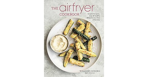 Air Fryer Cookbook (Hardcover) - image 1 of 1