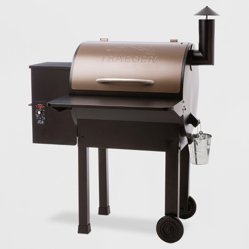 Traeger Lil' Tex Elite Folding Front Shelf - image 1 of 1