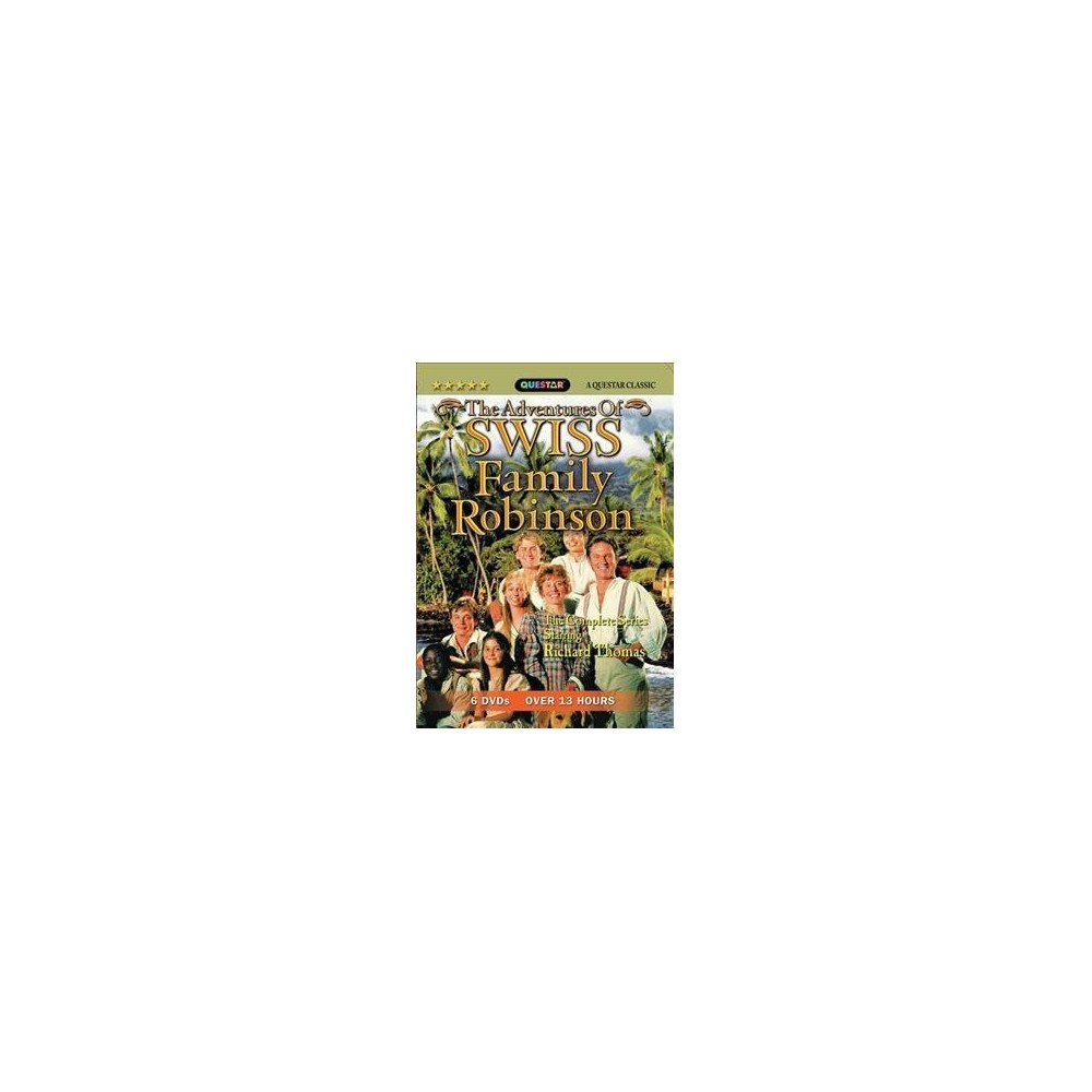 Adventures Of The Swiss Family Robins (Dvd)