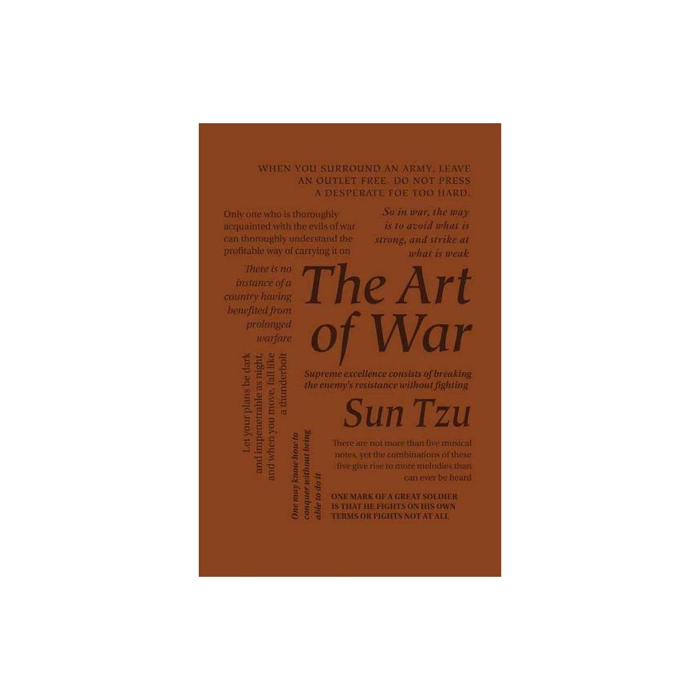 The Art Of War Word Cloud Classics By Sun Tzu Paperback