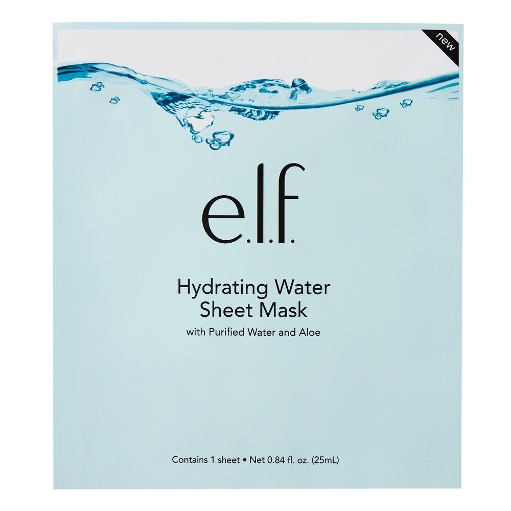 e.l.f. Hydrating Water Sheet Mask - 2ct