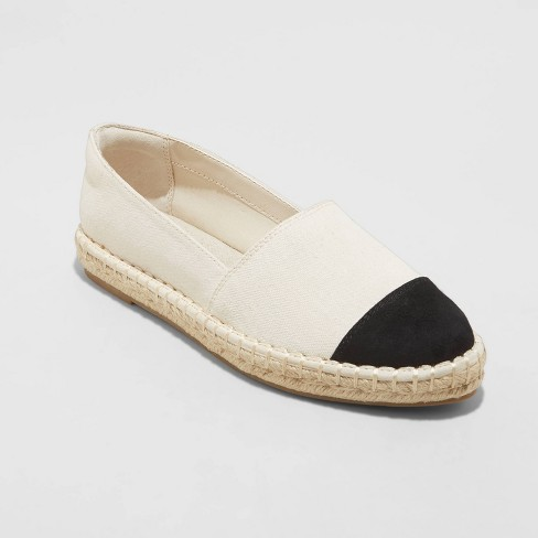 Women's Maggie Espadrille Flats - A New Day™ - image 1 of 4
