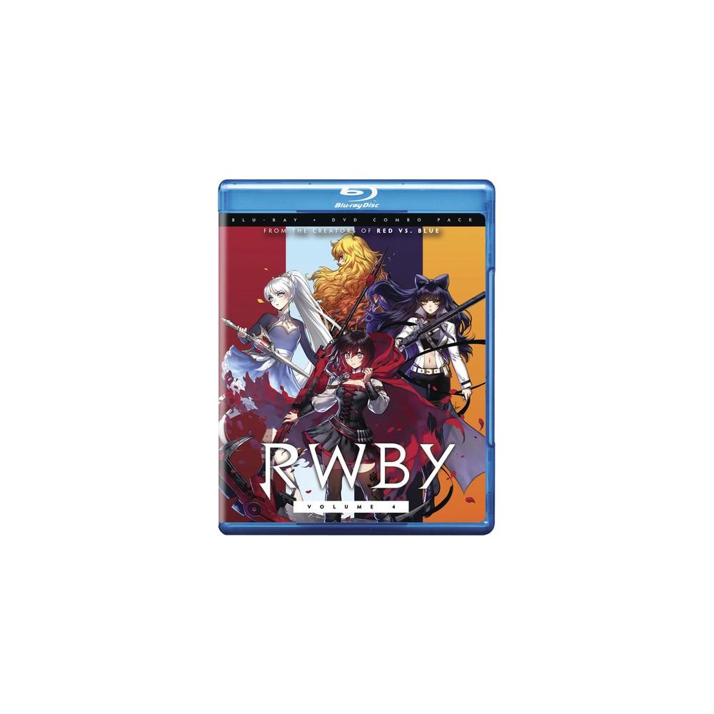 Rwby:Vol 4 (Bd/Dvd Combo) (Blu-ray)