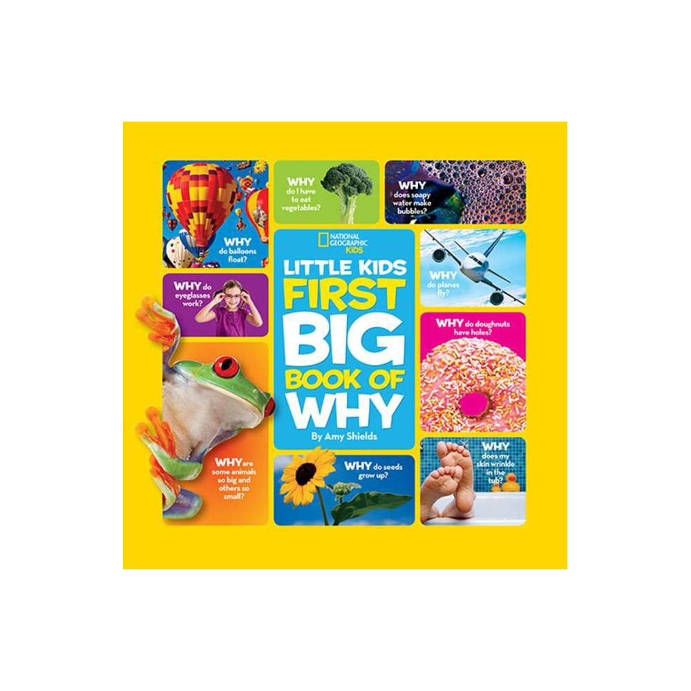 National Geographic Little Kids First Bi ( National Geographic Little Kids First Big Books) (Hardcover) by Amy Shields Best