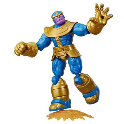 Marvel Avengers Bend And Flex Thanos Action Figure