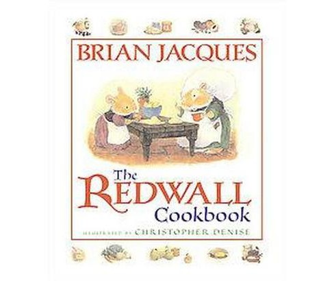 Redwall Cookbook (Paperback) (Brian Jacques) - image 1 of 1
