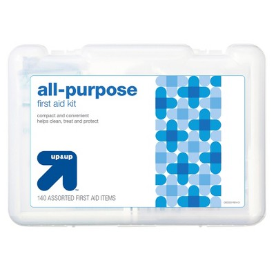All-Purpose First Aid Kit 140pc - Up&Up™
