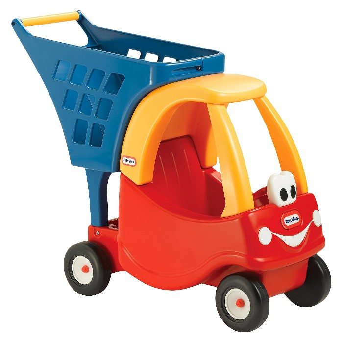 Little Tikes Cozy Coupe® Shopping Cart - image 1 of 2