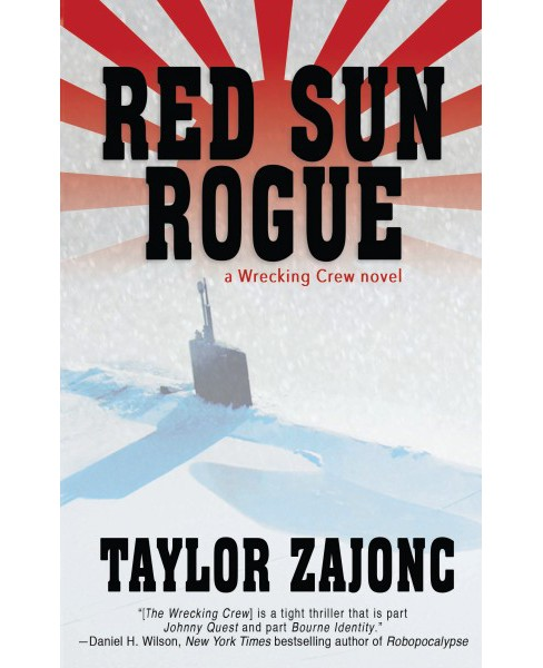 Red Sun Rogue (Paperback) (Taylor Zajonc) - image 1 of 1