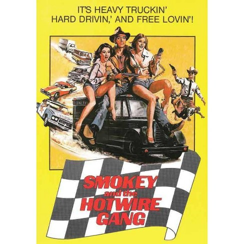 Smokey And The Hotwire Gang (DVD) - image 1 of 1