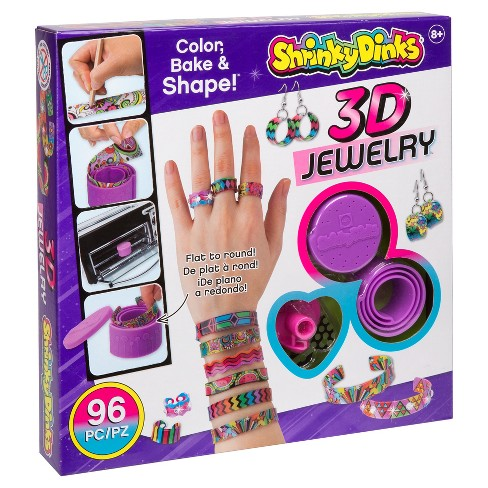 Shrinky Dinks® 3D Jewelry Making Kit - image 1 of 8