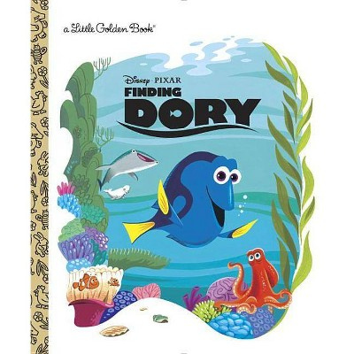 FINDING DORY - LGB by Amy Novesky (Hardcover)